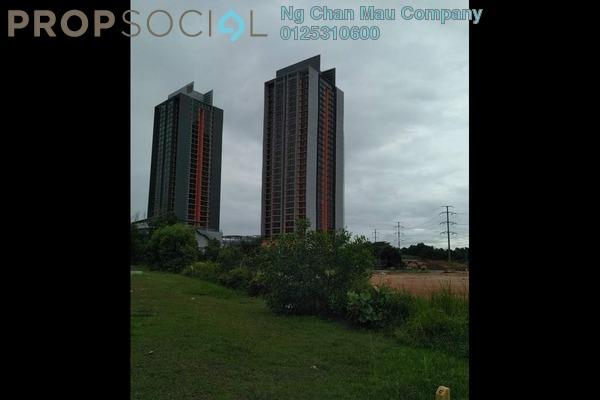 For Sale SoHo/Studio at Kanvas, Cyberjaya Freehold Semi Furnished 0R/0B 219k