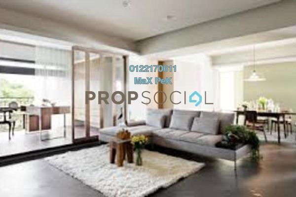 For Sale Condominium at Iris Residence, Bandar Sungai Long Freehold Unfurnished 3R/2B 428k