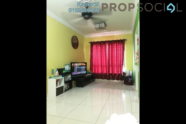 For Sale Apartment at Taman Impian Putra, Bandar Seri Putra Freehold Semi Furnished 3R/2B 240k