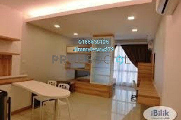 For Rent SoHo/Studio at Zeva, Bandar Putra Permai Freehold Fully Furnished 1R/1B 1.3k