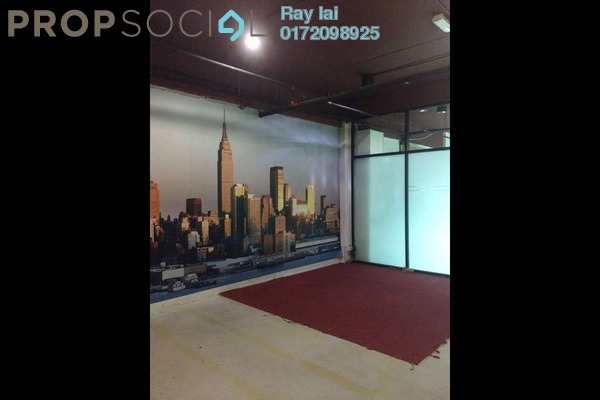 For Rent Office at Solaris Mont Kiara, Mont Kiara Freehold Semi Furnished 0R/0B 4.5k