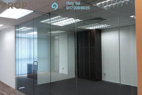 For Rent Office at Solaris Dutamas, Dutamas Freehold Semi Furnished 0R/0B 3.3k