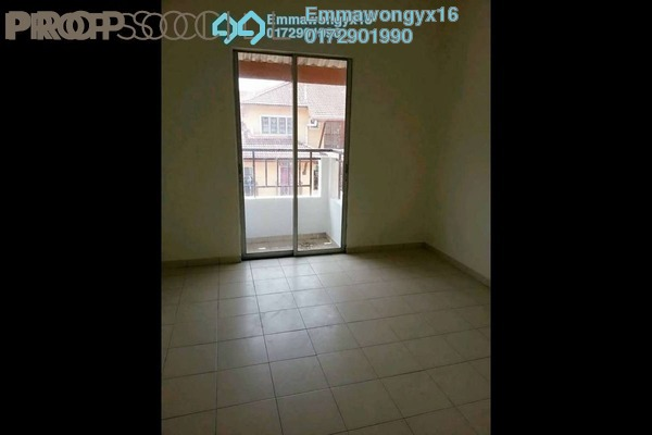 For Rent Townhouse at Gardenville Townvilla, Selayang Heights Freehold Unfurnished 3R/2B 1.2k