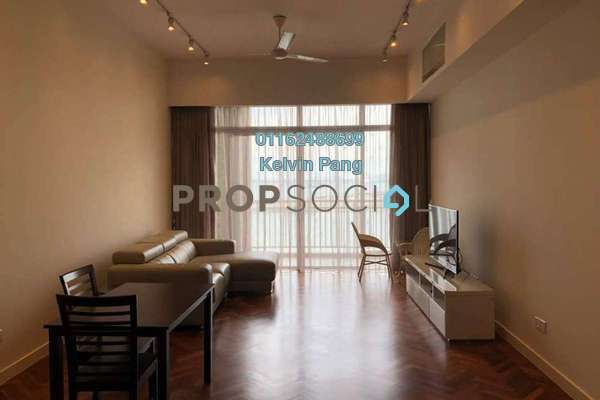 For Rent Condominium at Quayside, Seri Tanjung Pinang Freehold Fully Furnished 1R/1B 3.2k