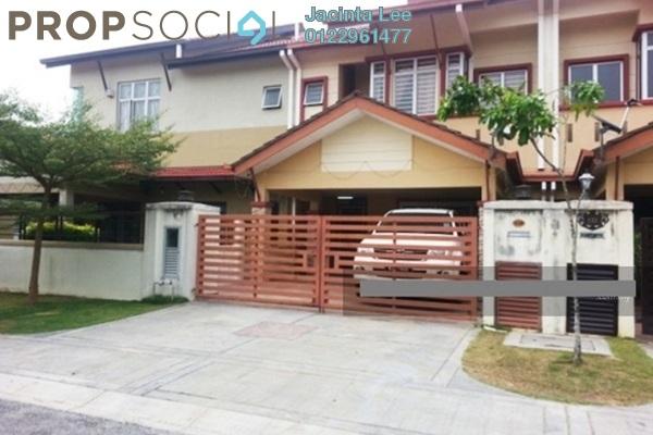 For Sale Terrace at Cassia, Denai Alam Freehold Semi Furnished 4R/3B 510k