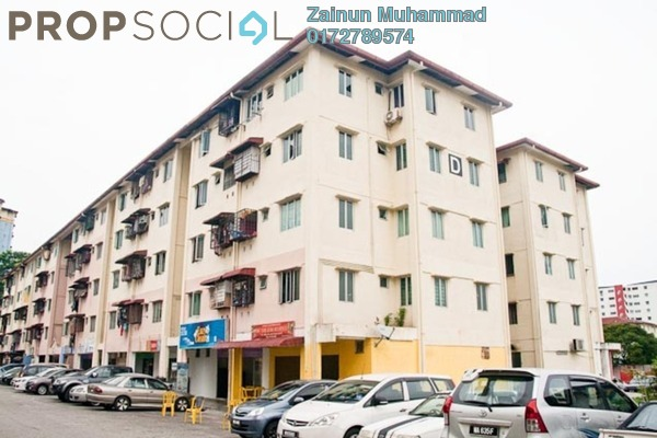 For Sale Apartment at Taman Cheras Utama, Cheras South Freehold Unfurnished 3R/2B 170k