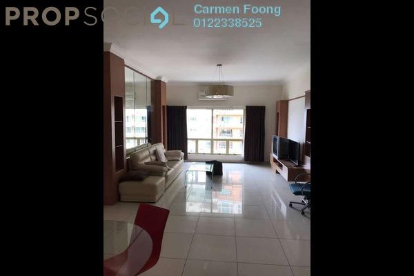 For Rent Condominium at East Lake Residence, Seri Kembangan Freehold Fully Furnished 3R/2B 2.2k