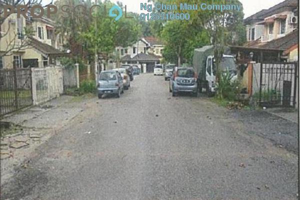 For Sale Terrace at Section 7, Kota Damansara Leasehold Semi Furnished 0R/0B 702k