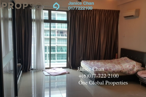 For Sale Serviced Residence at Palazio, Tebrau Freehold Semi Furnished 0R/1B 228k