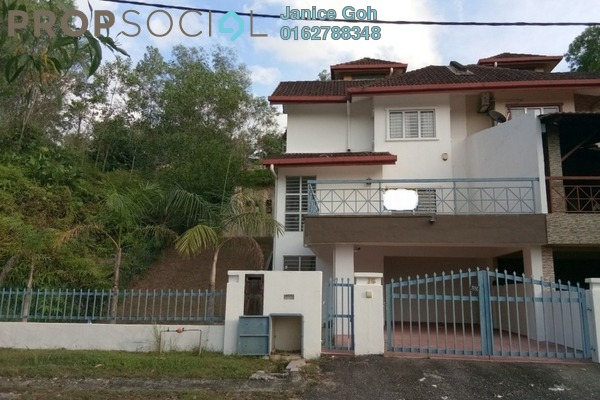 For Sale Semi-Detached at Taman Lestari Perdana, Bandar Putra Permai Leasehold Semi Furnished 4R/3B 780k