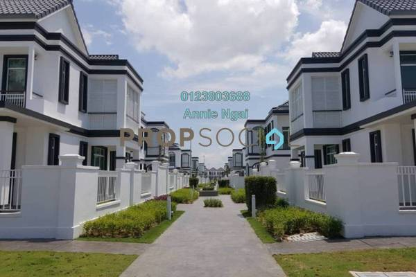 For Rent Terrace at Eco Majestic, Semenyih Freehold Semi Furnished 4R/3B 1.8k