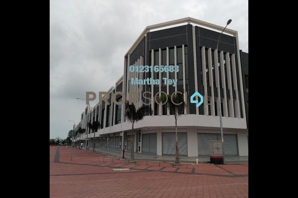 For Rent Shop at Sendayan Merchant Square, Bandar Sri Sendayan Freehold Unfurnished 0R/4B 4k