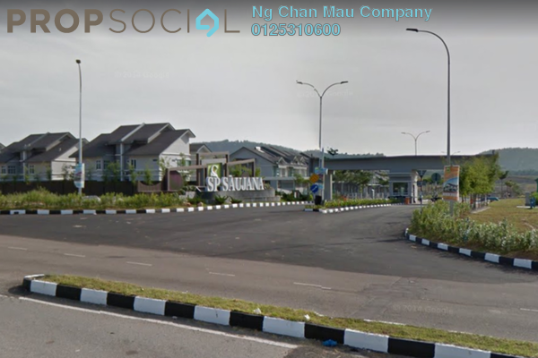 For Sale Semi-Detached at SP Saujana, Sungai Petani Freehold Semi Furnished 0R/0B 397k