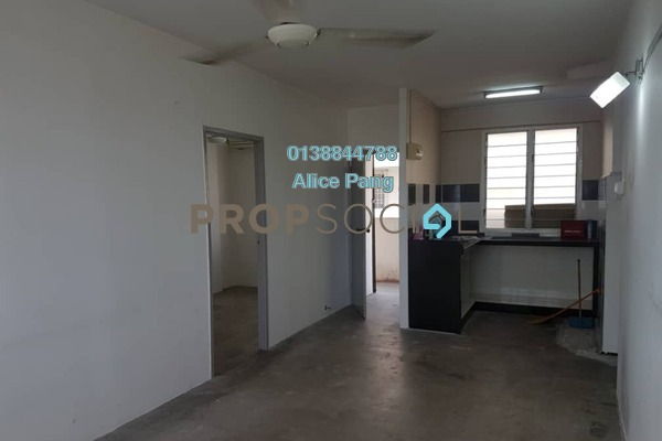 For Rent Apartment at Sri Wangsa 2, Jelutong Freehold Unfurnished 3R/1B 700translationmissing:en.pricing.unit