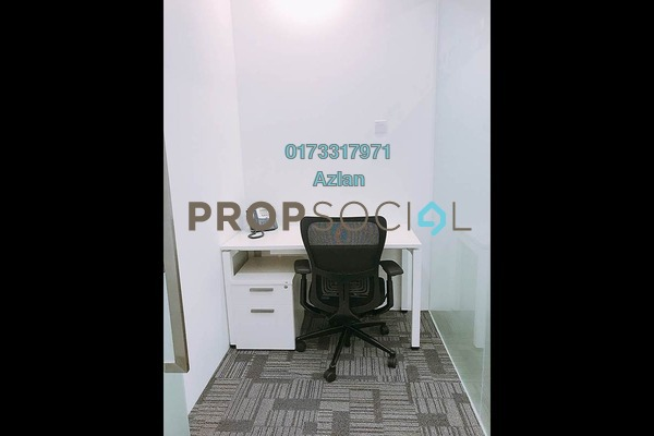 For Rent Office at Menara Axiata, KL Sentral Freehold Semi Furnished 0R/0B 1k