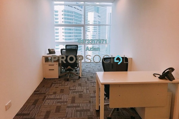 For Rent Office at Menara Axiata, KL Sentral Freehold Semi Furnished 0R/0B 3k