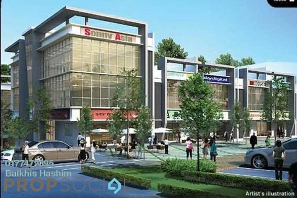 For Rent Office at E-Boulevard, Denai Alam Freehold Fully Furnished 1R/1B 500translationmissing:en.pricing.unit
