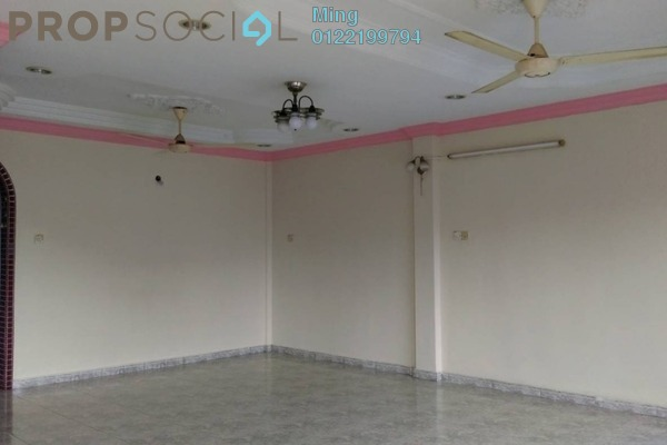 For Rent Terrace at Taman Selayang, Selayang Freehold Semi Furnished 4R/2B 1k