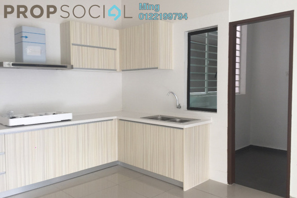 For Sale Condominium at V-Residensi, Selayang Heights Freehold Semi Furnished 3R/3B 535k