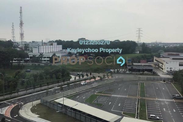 For Rent Condominium at Tropicana Metropark, Subang Jaya Freehold Semi Furnished 1R/1B 1.1k