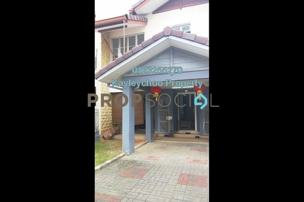 For Rent Terrace at Laman Putra, Putra Heights Freehold Fully Furnished 4R/3B 1.8k