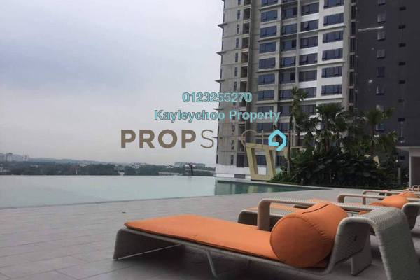 For Sale Condominium at Tropicana Metropark, Subang Jaya Freehold Unfurnished 1R/1B 398k