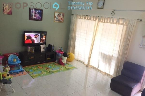 For Sale Terrace at Palm Walk, Bandar Sungai Long Freehold Semi Furnished 4R/3B 575k