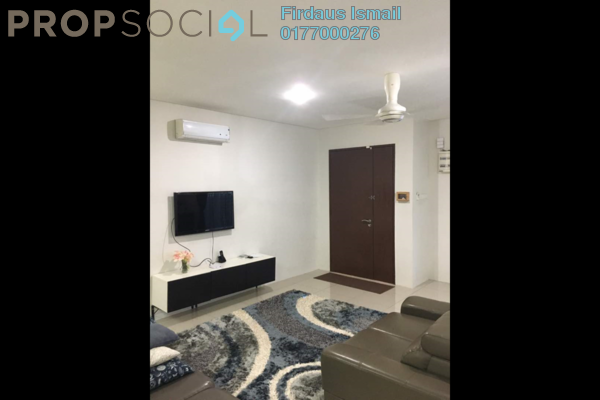 For Sale Terrace at Perdana College Heights, Nilai Freehold Semi Furnished 4R/4B 520k