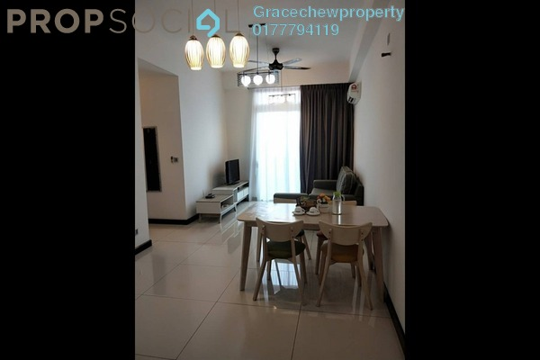 For Rent Serviced Residence at Paragon Residences @ Straits View, Johor Bahru Freehold Fully Furnished 3R/2B 2.08k