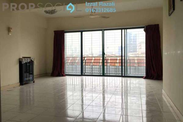 For Sale Condominium at Tiara Ampang, Ampang Freehold Semi Furnished 3R/2B 450k