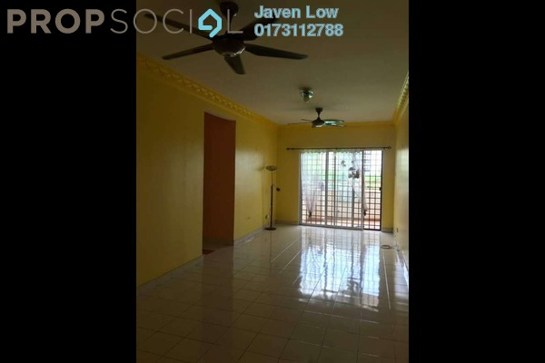 For Rent Condominium at Astaka Heights, Pandan Perdana Freehold Semi Furnished 3R/2B 1.5k