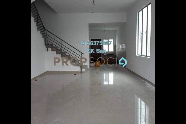 For Sale Link at Taman Cheras Idaman, Bandar Sungai Long Leasehold Semi Furnished 4R/3B 720k