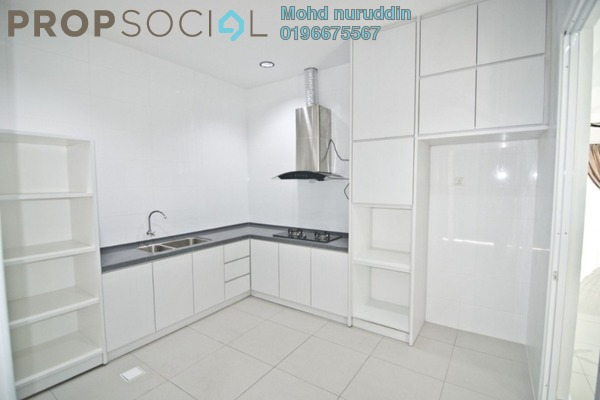 For Sale Semi-Detached at Nadayu 92, Kajang Freehold Semi Furnished 6R/6B 1.4m
