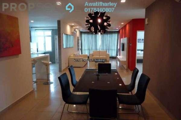 For Rent Condominium at Aston Kiara 3, Mont Kiara Freehold Fully Furnished 3R/3B 1k