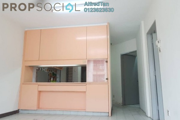 For Rent Apartment at Rampai Court, Setapak Freehold Semi Furnished 2R/1B 900translationmissing:en.pricing.unit
