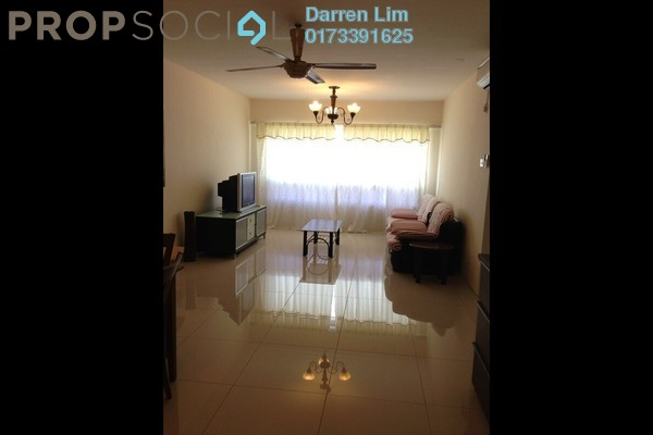 For Sale Condominium at OG Heights, Old Klang Road Freehold Fully Furnished 2R/1B 350k