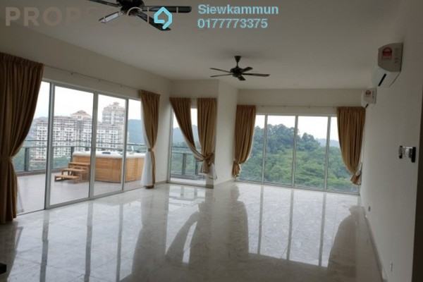 For Rent Condominium at Sphere Damansara, Damansara Damai Freehold Semi Furnished 6R/5B 3k