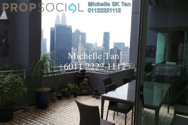 For Sale Condominium at The CapSquare Residences, Dang Wangi Freehold Semi Furnished 4R/5B 2.8m