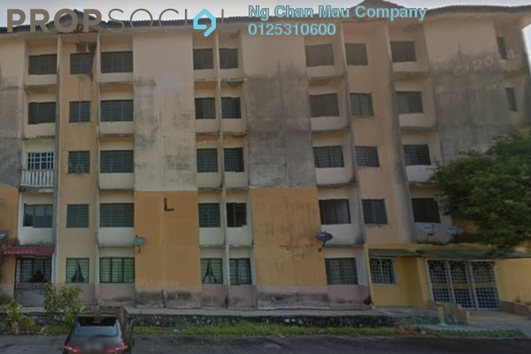 For Sale Apartment at Seksyen BB7, Bukit Beruntung Freehold Semi Furnished 3R/0B 60k