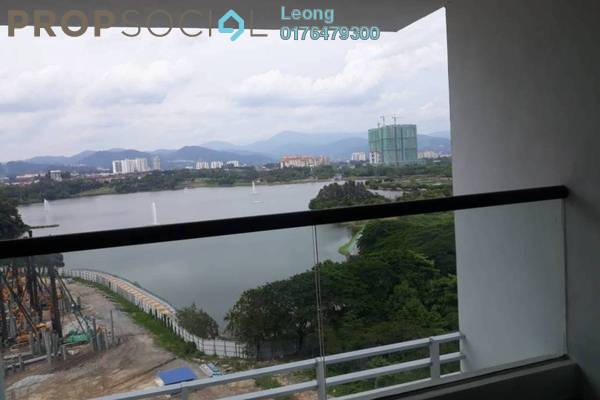 For Sale Serviced Residence at Fortune Perdana Lakeside, Kepong Freehold Unfurnished 3R/2B 650k
