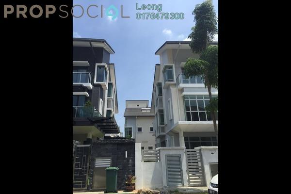 For Rent Semi-Detached at Laman Rimbunan, Kepong Freehold Unfurnished 6R/6B 4.3k