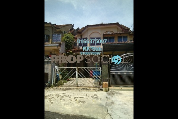 For Sale Link at Taman Minang, Cheras South Freehold Semi Furnished 4R/3B 500k
