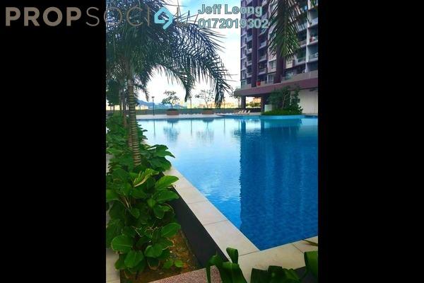 For Rent Condominium at Platinum Lake PV21, Setapak Freehold Semi Furnished 6R/4B 2.8k