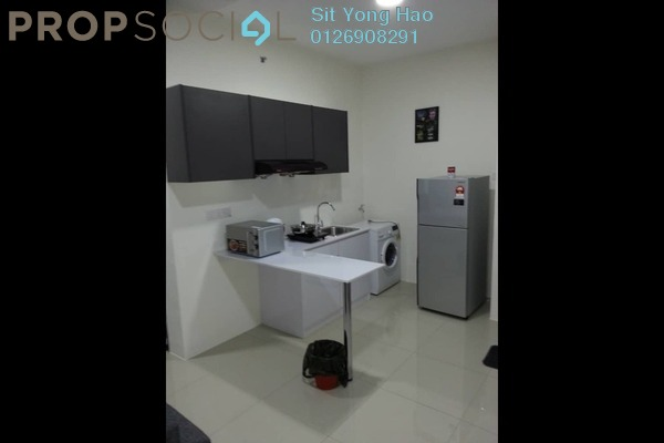 For Rent Condominium at Suria Jaya e-SOFO, Shah Alam Freehold Fully Furnished 2R/2B 1.1k