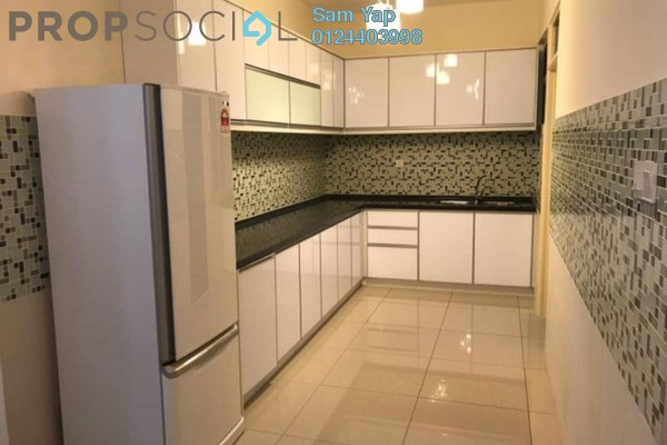 For Sale Condominium at Metropolitan Square, Damansara Perdana Freehold Fully Furnished 3R/2B 720k