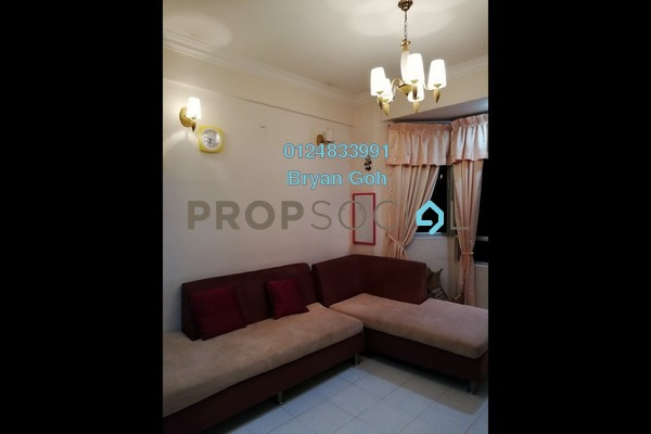 For Rent Apartment at Kingfisher Series, Green Lane Freehold Fully Furnished 3R/2B 1k