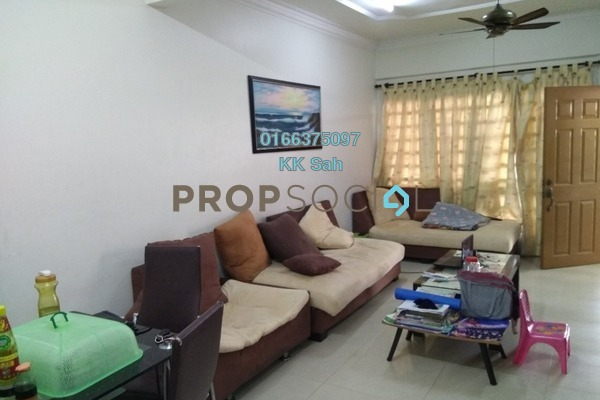 For Sale Link at Saujana Impian, Kajang Freehold Semi Furnished 3R/3B 418k