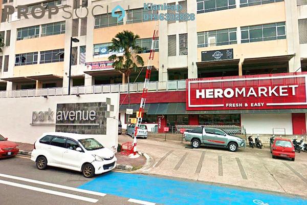 For Sale Condominium at Park Avenue, Damansara Damai Freehold Semi Furnished 3R/2B 370k