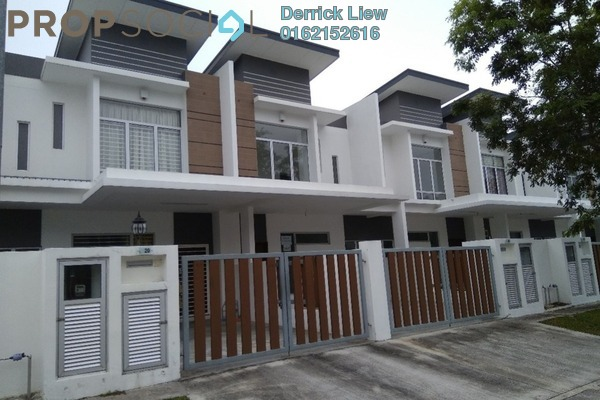 For Sale Terrace at Setia EcoHill, Semenyih Freehold Unfurnished 4R/3B 525k