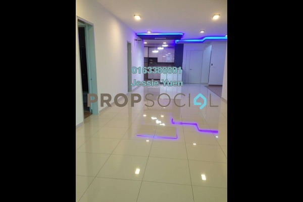 For Sale Condominium at X2 Residency, Puchong Freehold Semi Furnished 4R/4B 750k